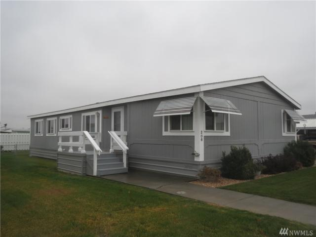 2240 W Broadway Ave #206, Moses Lake, WA 98837 (#1390273) :: Real Estate Solutions Group