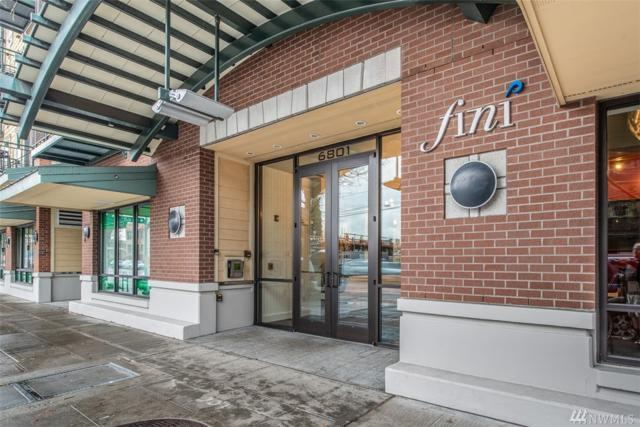6801 Greenwood Ave N #215, Seattle, WA 98103 (#1390288) :: Kimberly Gartland Group