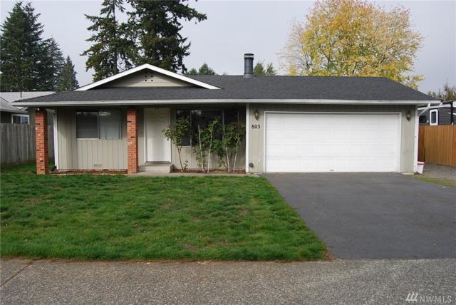803 91st Place SW, Everett, WA 98204 (#1390469) :: Kimberly Gartland Group
