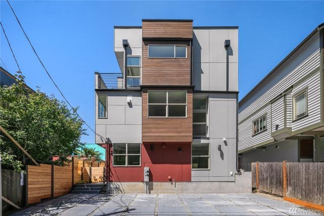 4536-B 40th Ave SW, Seattle, WA 98116 (#1390728) :: The DiBello Real Estate Group