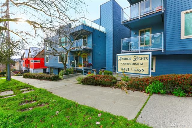4421 Greenwood Ave N #204, Seattle, WA 98103 (#1390740) :: Kimberly Gartland Group