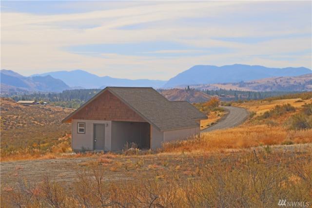 41 Blackbird Rd, Winthrop, WA 98862 (#1390790) :: Homes on the Sound