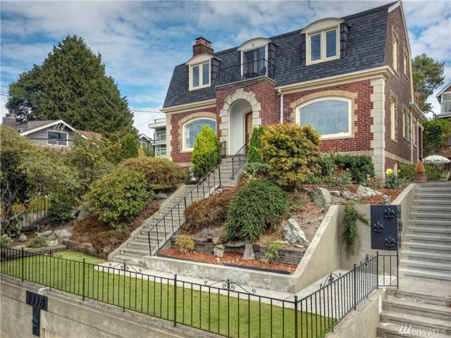 5116 Greenwood Ave N, Seattle, WA 98103 (#1390799) :: Kimberly Gartland Group