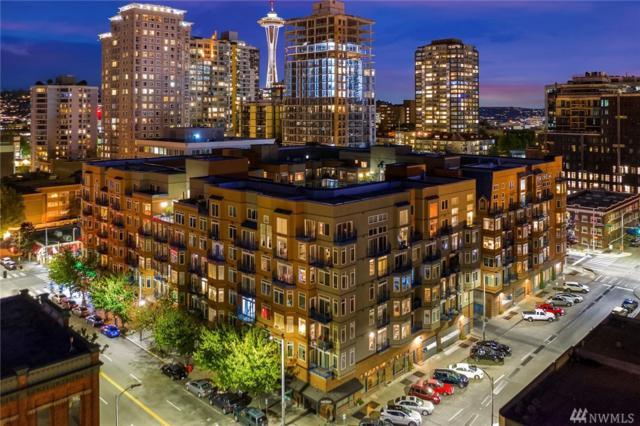 2415 2nd Ave #438, Seattle, WA 98121 (#1391000) :: Kimberly Gartland Group