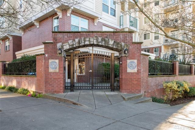 530 4th Ave W #301, Seattle, WA 98119 (#1391056) :: Brandon Nelson Partners