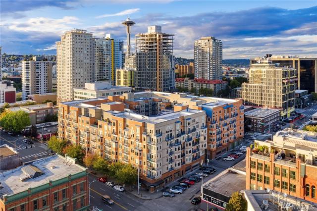 2415 2nd Ave #734, Seattle, WA 98121 (#1391156) :: Kimberly Gartland Group