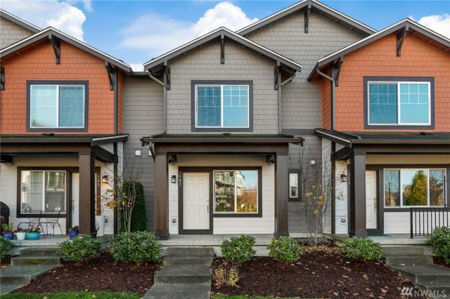 15652 NE 103rd Ct #103, Redmond, WA 98052 (#1391221) :: Real Estate Solutions Group
