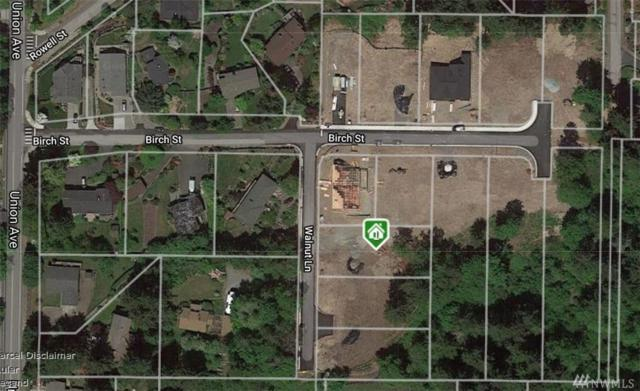 1107 (Lot 10) Walnut Lane, Steilacoom, WA 98388 (#1391234) :: The Craig McKenzie Team