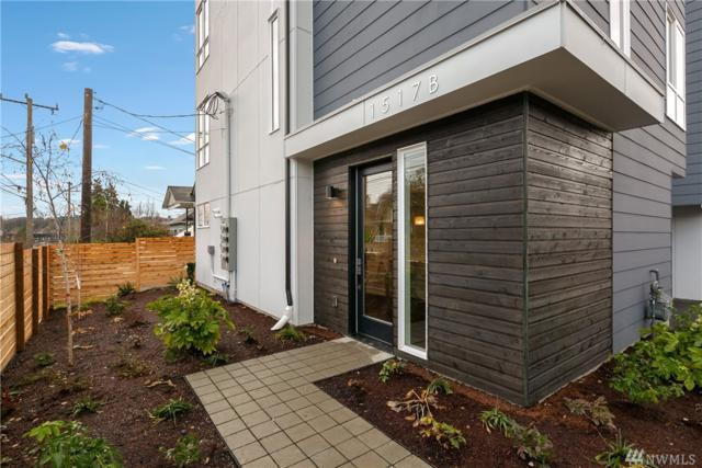 1517 22nd Ave S B, Seattle, WA 98144 (#1391266) :: Ben Kinney Real Estate Team