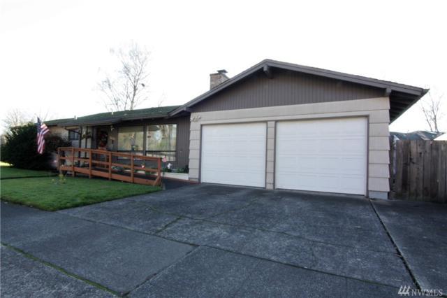 2611 Fir St, Longview, WA 98632 (#1391376) :: Ben Kinney Real Estate Team