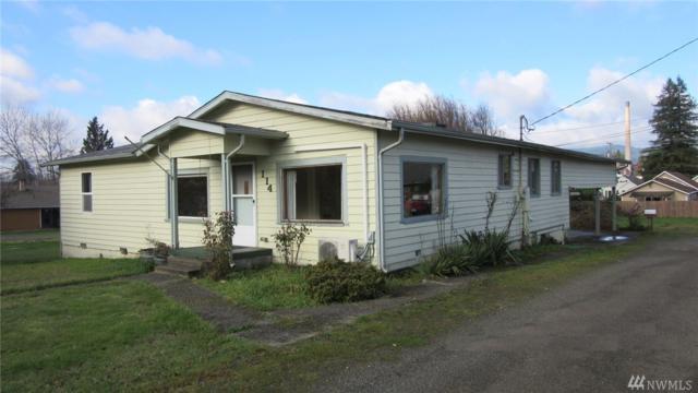114 W Fir St, McCleary, WA 98557 (#1391526) :: Pickett Street Properties