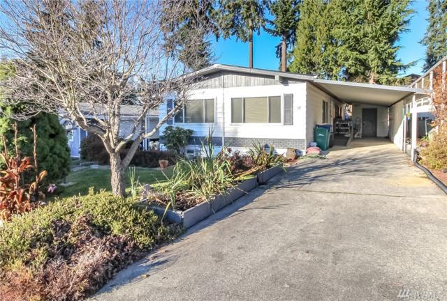 2500 S 370th St #92, Federal Way, WA 98003 (#1391841) :: Ben Kinney Real Estate Team