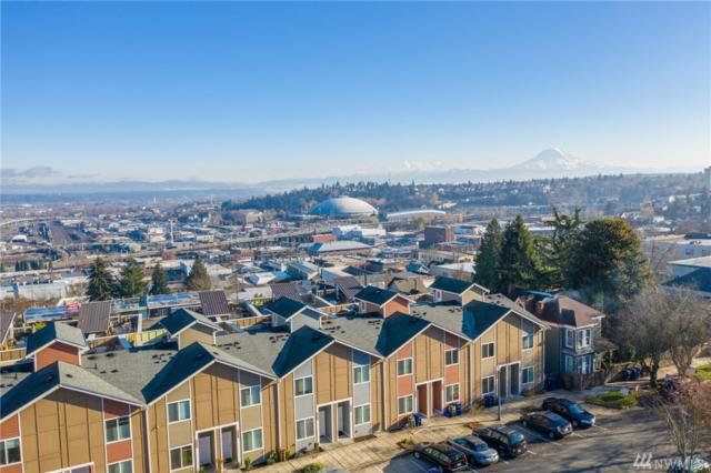 2301 S G St D, Tacoma, WA 98405 (#1392028) :: Kimberly Gartland Group