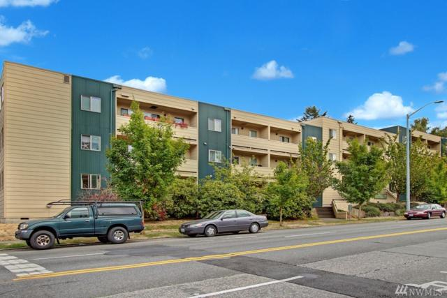 4800 Fauntleroy Wy SW #204, Seattle, WA 98116 (#1392038) :: Homes on the Sound