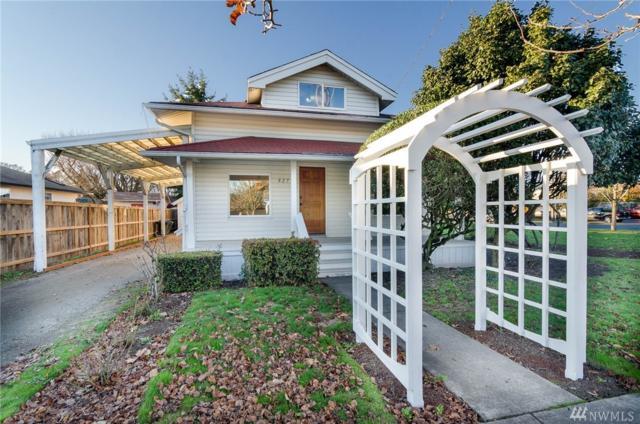 827 Goerig St, Woodland, WA 98674 (#1392143) :: Beach & Blvd Real Estate Group