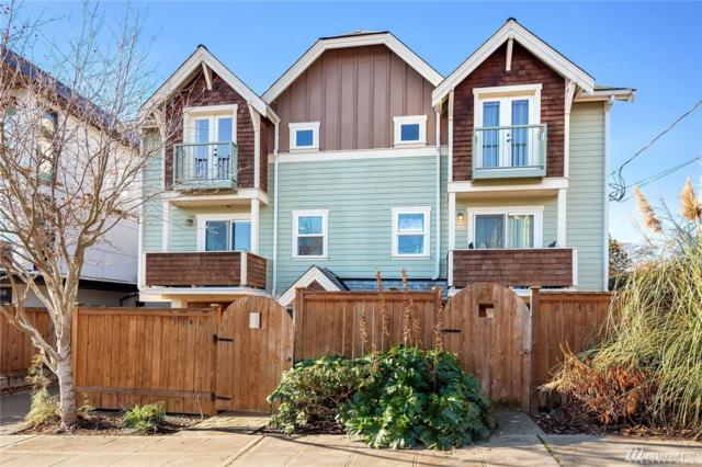 3641 Phinney Ave N, Seattle, WA 98103 (#1392319) :: The DiBello Real Estate Group
