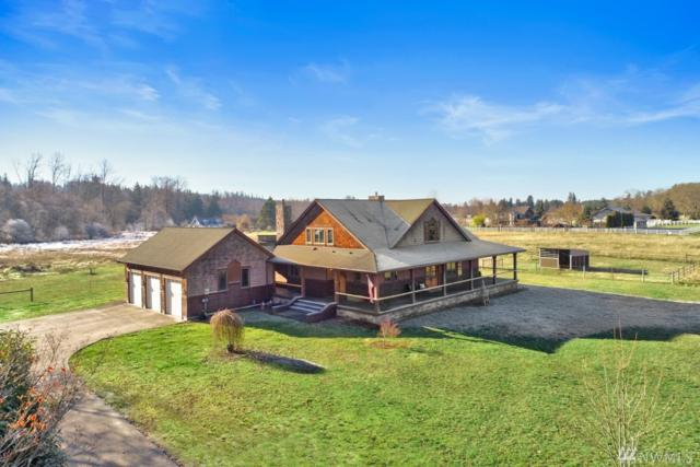 5524 E 264th St, Graham, WA 98338 (#1392402) :: Kimberly Gartland Group