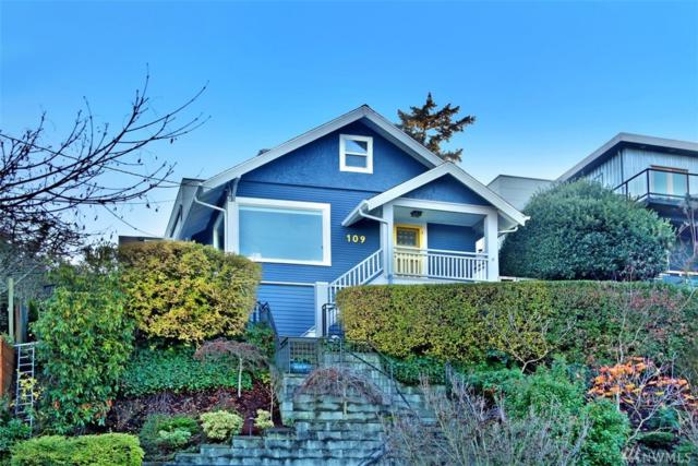 109 Newell St, Seattle, WA 98109 (#1392448) :: Kwasi Bowie and Associates