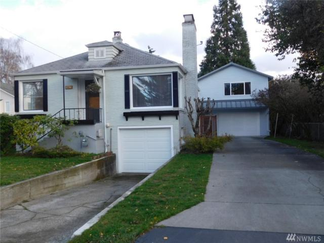 8736 13th Ave NW, Seattle, WA 98117 (#1392493) :: Costello Team