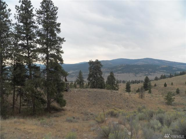 0-tbd Cayuse Mountain Rd, Tonasket, WA 98855 (#1392508) :: Ben Kinney Real Estate Team