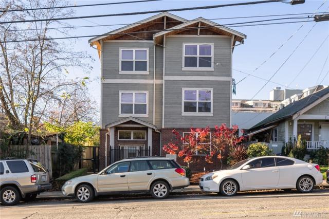 809 Taylor Ave N #2, Seattle, WA 98109 (#1392876) :: TRI STAR Team | RE/MAX NW
