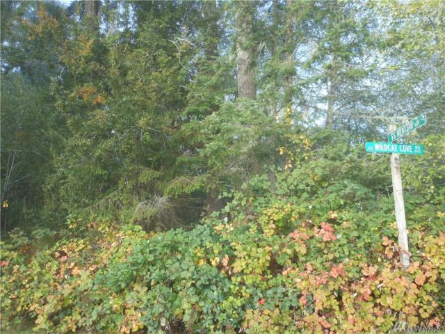 12-lot Se Wildcat Cove Rd, Shelton, WA 98584 (#1392891) :: Homes on the Sound