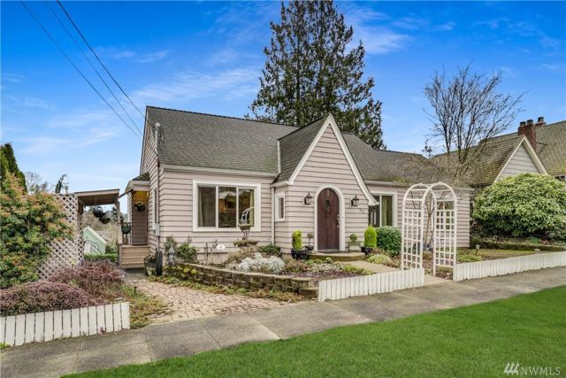 515 Avenue B, Snohomish, WA 98290 (#1393023) :: Homes on the Sound