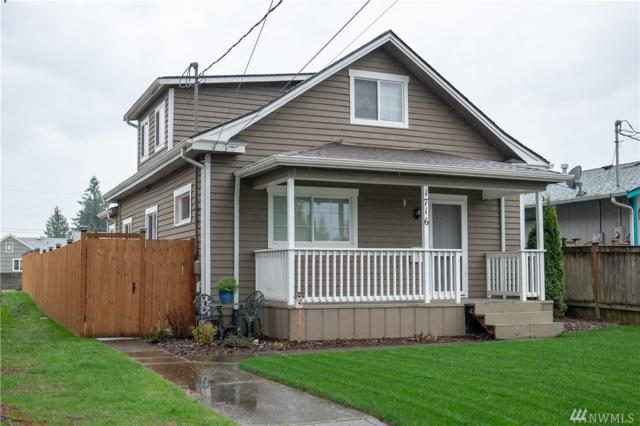 1716 S 40th St, Tacoma, WA 98418 (#1393229) :: Real Estate Solutions Group