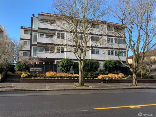 2115 California Ave SW #202, Seattle, WA 98116 (#1393234) :: The Win Team