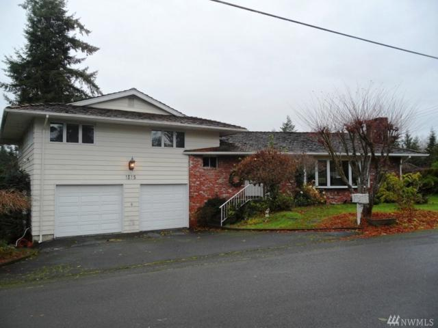 1815 Westerly Dr, Aberdeen, WA 98520 (#1393286) :: Homes on the Sound