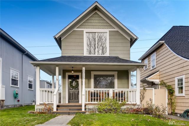 1015 N Cushman Ave, Tacoma, WA 98403 (#1393295) :: Beach & Blvd Real Estate Group