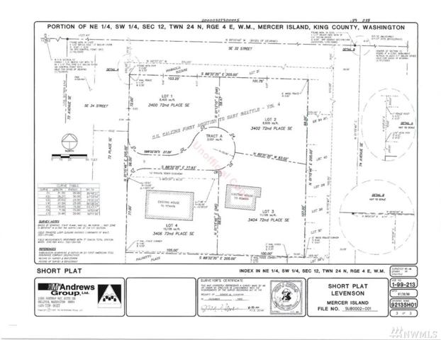 3406 72nd Ave SE, Mercer Island, WA 98040 (#1393453) :: Five Doors Real Estate
