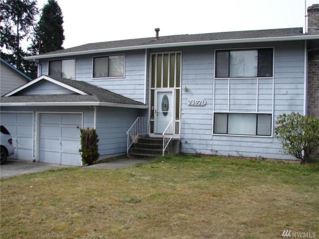 23921 Westview Ct, Kent, WA 98031 (#1393752) :: Ben Kinney Real Estate Team