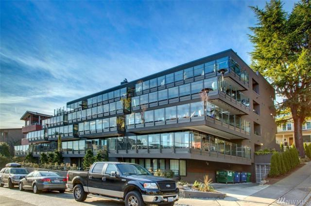 2040 Waverly Place N #101, Seattle, WA 98109 (#1393758) :: Keller Williams Everett