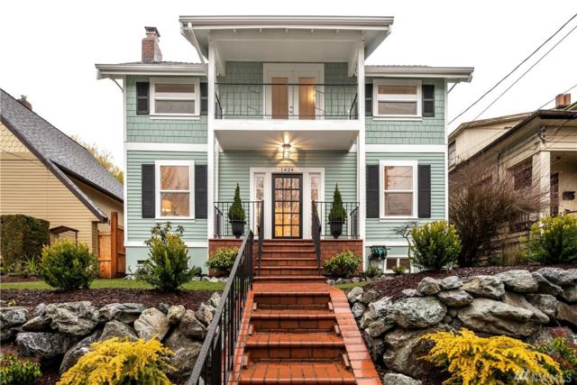 1424 31st Ave, Seattle, WA 98122 (#1393773) :: The DiBello Real Estate Group