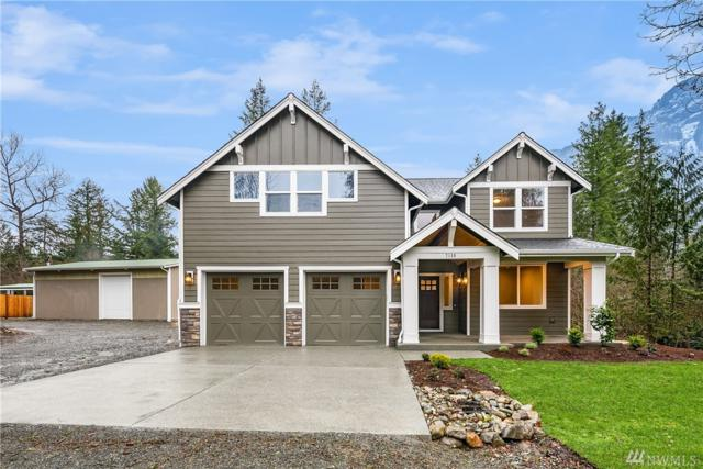 7150 North Fork Rd SE, Snoqualmie, WA 98065 (#1393863) :: Homes on the Sound
