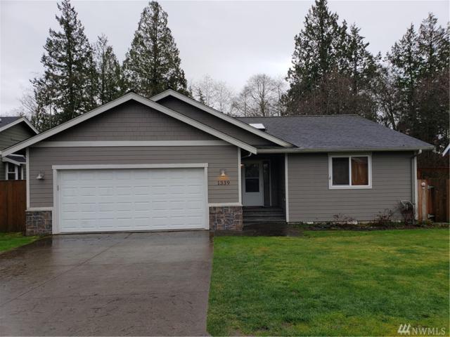1339 Wilson Ave, Blaine, WA 98230 (#1393882) :: Ben Kinney Real Estate Team