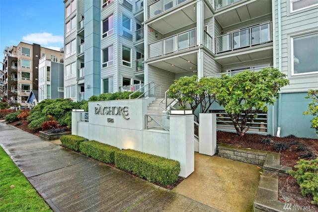 1526 Alki Ave SW #305, Seattle, WA 98116 (#1393920) :: Real Estate Solutions Group