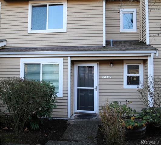 1221 S 238th Lane #605, Des Moines, WA 98198 (#1393962) :: McAuley Real Estate