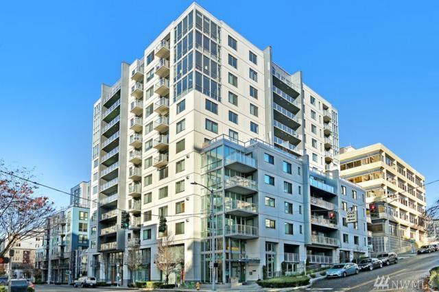 76 Cedar St #603, Seattle, WA 98121 (#1394005) :: Sweet Living