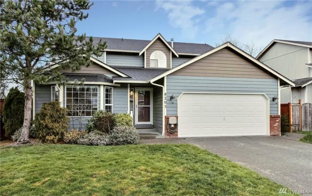 8203 E 186th St, Puyallup, WA 98375 (#1394014) :: Better Properties Lacey