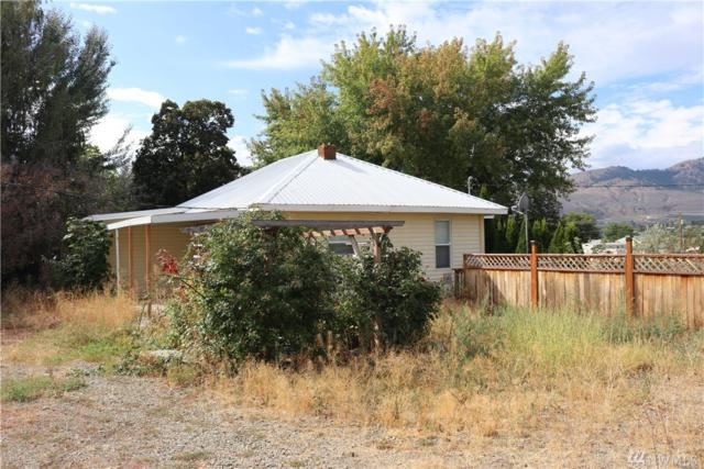 48 Eastlake Rd, Oroville, WA 98844 (#1394094) :: Homes on the Sound