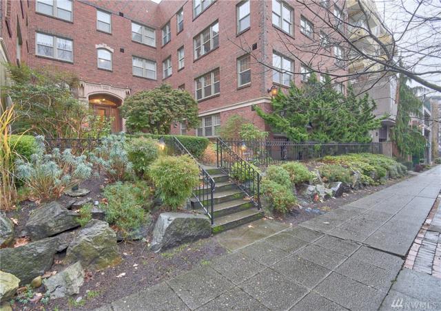 124 Warren Ave N #111, Seattle, WA 98109 (#1394098) :: Sarah Robbins and Associates