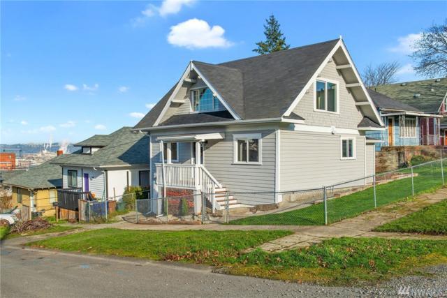2821 S D St, Tacoma, WA 98402 (#1394137) :: Five Doors Real Estate