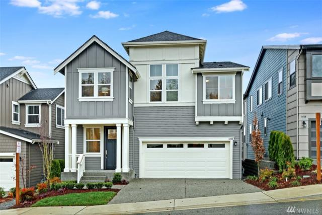 1462 243rd Place NE Lot54, Sammamish, WA 98074 (#1394204) :: The Robert Ott Group