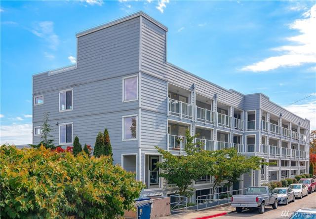3318 30th Ave SW B412, Seattle, WA 98126 (#1394462) :: Kwasi Bowie and Associates