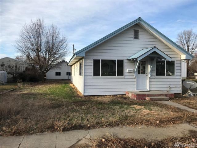 409 E Alder Ave, Ritzville, WA 99169 (#1394526) :: Commencement Bay Brokers