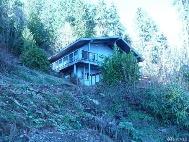 35 N Eagle Creek Rd, Lilliwaup, WA 98555 (#1394592) :: Pickett Street Properties