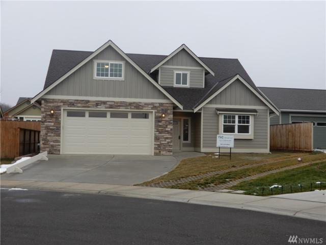 1209 N Tanglewood Ct, Ellensburg, WA 98926 (#1394615) :: Homes on the Sound