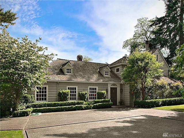 3711 E Madison St, Seattle, WA 98112 (#1394697) :: Ben Kinney Real Estate Team
